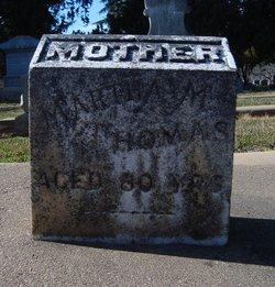 Martha Mildred <i>McDavitt</i> Thomas