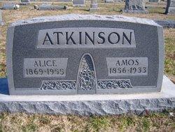 Amos Atkinson