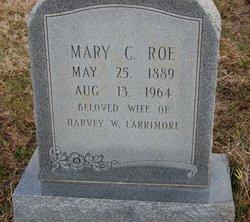 Mary Catherine <i>ROE Larrimore</i> Faulkner