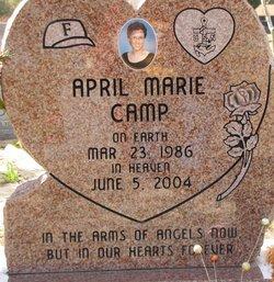 April Marie Camp