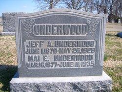 Mai E. <i>Warmath</i> Underwood