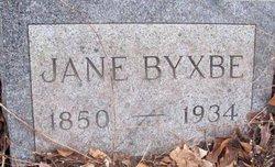 Jane Byxbe