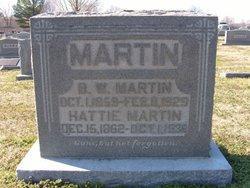 Barry Washington Martin