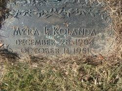 Myra L. Kolanda