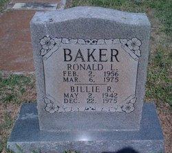 Billie R Baker