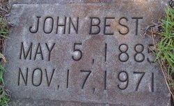 John Best, Sr