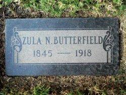 Zula N Butterfield