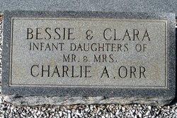 Bessie Orr