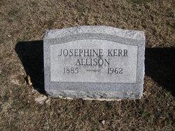 Josephine <i>Kerr</i> Allison