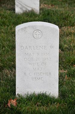 Darlene W Fischer
