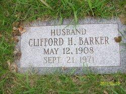 Clifford H Barker