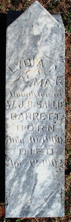 Lydia May Garrett