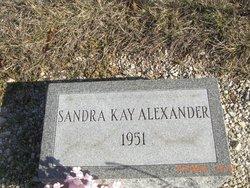 Sandra Kay Alexander