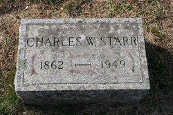 Charles W Starr