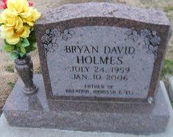 Bryan David Holmes