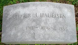 Arthur Jacob Haueisen