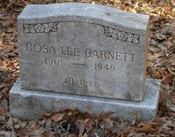 Rosa Lee <i>Brooks</i> Barnett