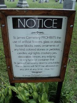 Old Saint James Cemetery