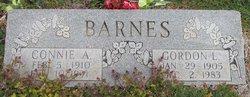 Connie A. <i>Hildebrand</i> Barnes