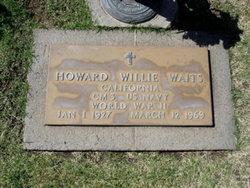 Howard Willie Waits