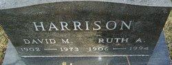 Ruth A <i>Von Steuben</i> Harrison