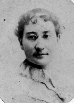 Lydia Jane Jennie <i>Smith</i> Lupton