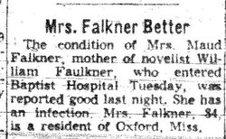 Maud <i>Butler</i> Falkner