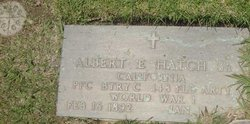 Albert Eben Hatch, Sr