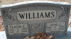 June <i>Covington</i> Williams