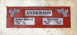 Maryann <i>McGinty</i> Anderson