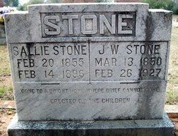 Sallie B. <i>Massey</i> Stone