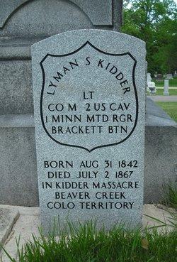 Lyman S. Kidder