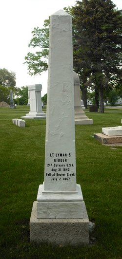 Lieut Lyman S. Kidder