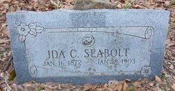 Ida Caldonia <i>Brooks</i> Seabolt