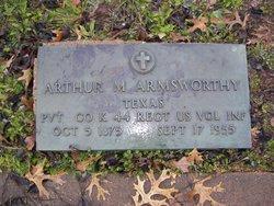 Arthur Milton Armsworthy
