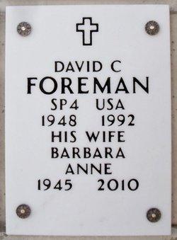 Barbara Anne Foreman