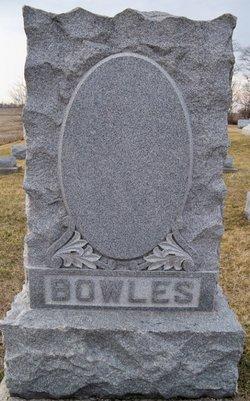 Mary J <i>McBride</i> Bowles