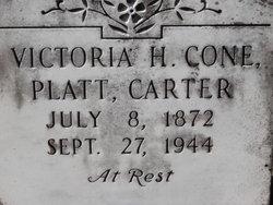Victoria H. Platt <i>Cone</i> Bell