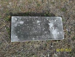 Cary <i>Bozard</i> Arant