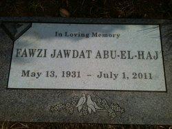 Fawzi Jawdat Abu-El-Haj