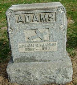 Sarah H. Adams