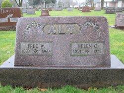 Fredrick William Fred Alt