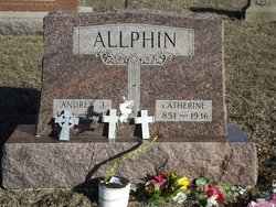 Catherine <i>Lacey</i> Allphin