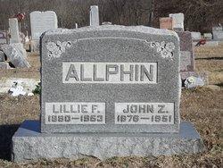 John Zebulein Allphin