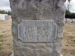 Frederick Louis Buhn