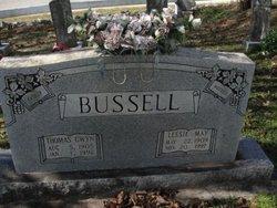 Lessie Mae <i>Eller</i> Bussell
