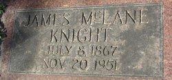 James McLane Knight