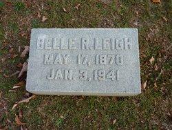 Belle R. Leigh