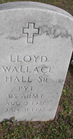 Lloyd Wallace Hall, Sr