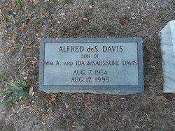 Alfred Desaussure Davis